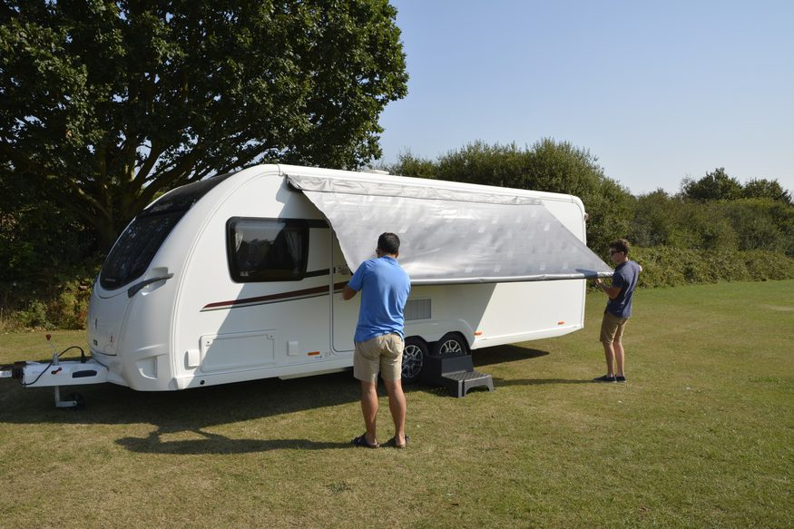 Kampa Revo Zip Awning Lancaster Motorhomes Amp Caravans